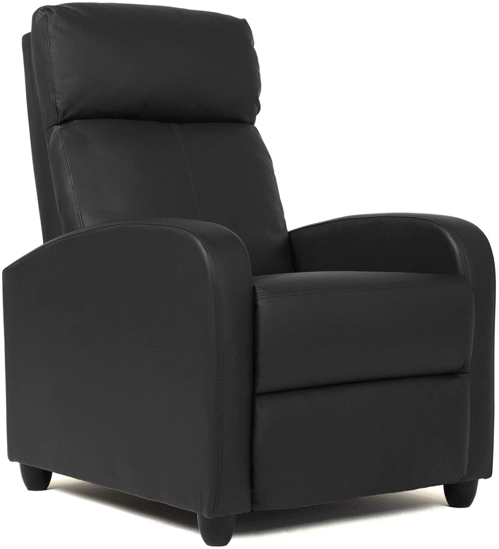 2.Massage Wingback Recliner Chair