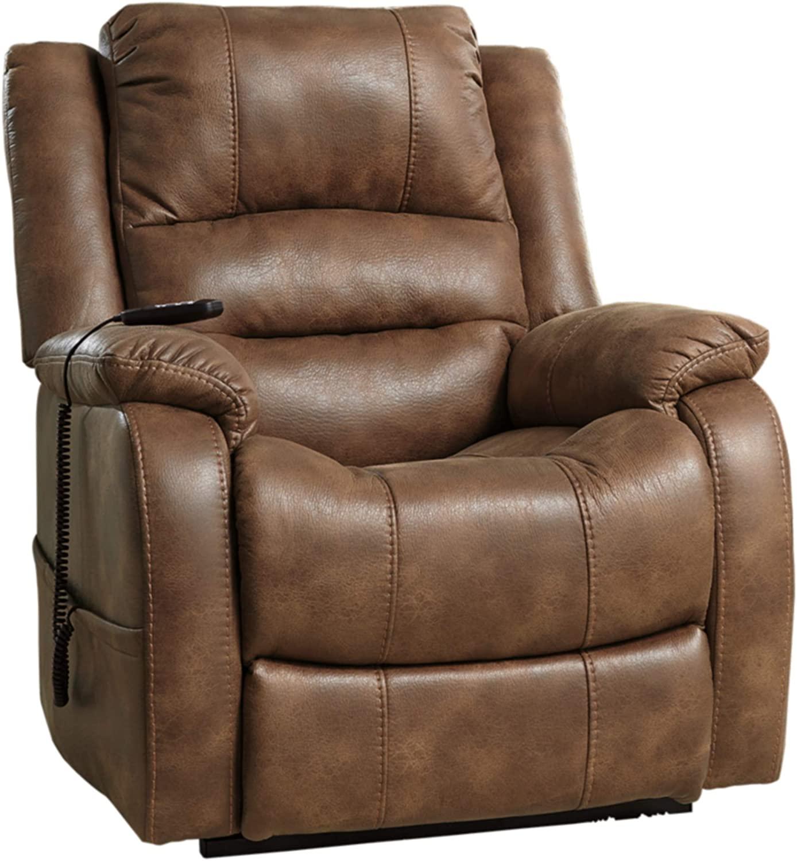 3.Ashley Furniture Signature Design Power Recliner
