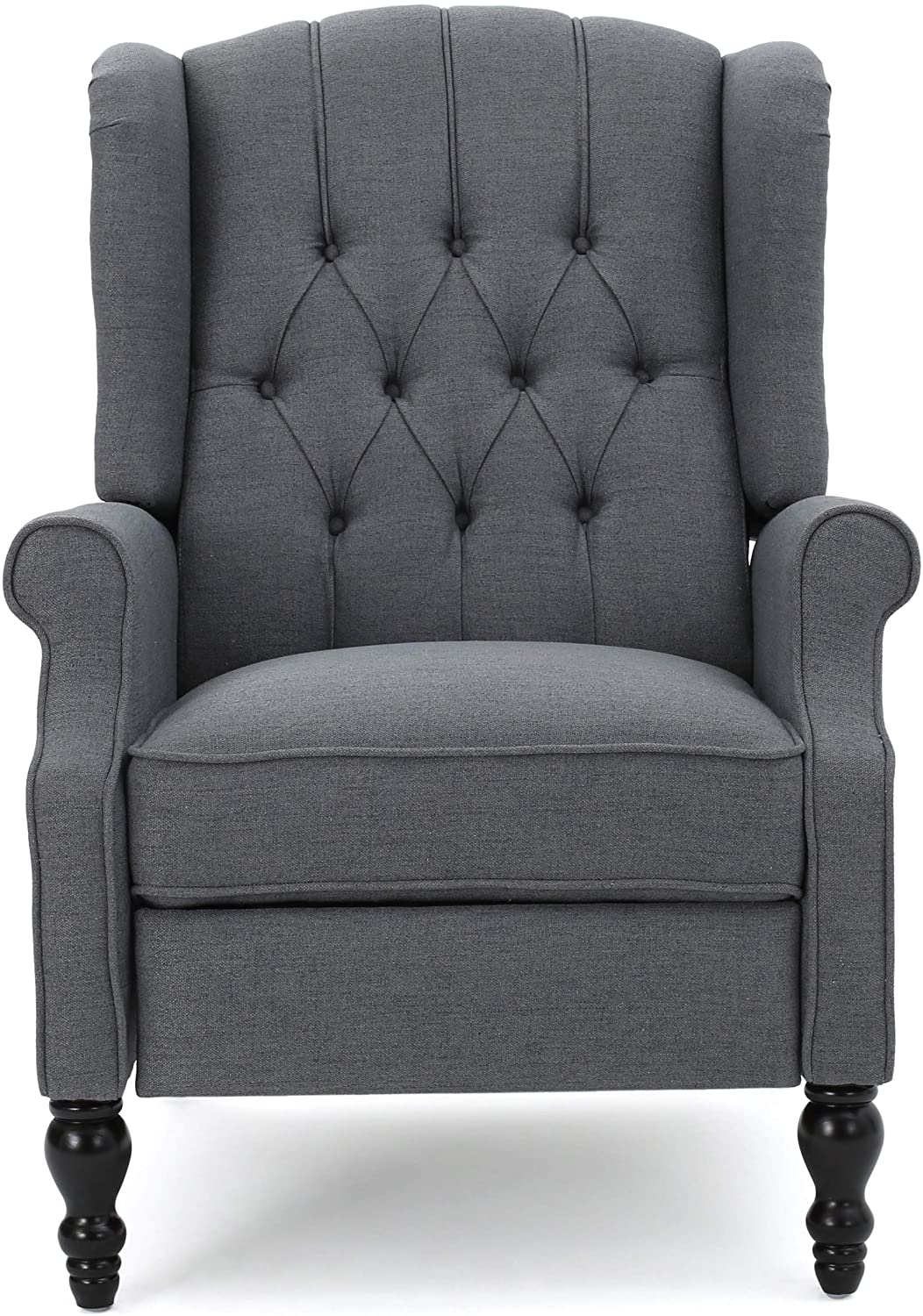 5.Elizabeth Tufted Accent Recliner Chair