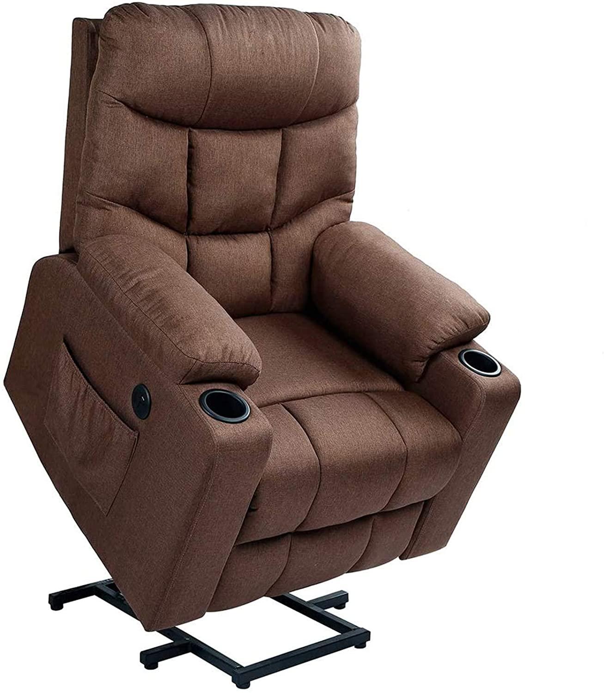 7.Esright Massage Raecliner Chair